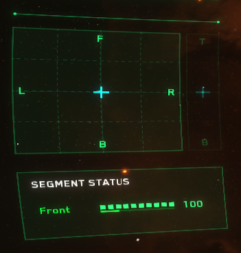 Shield Management HUD
