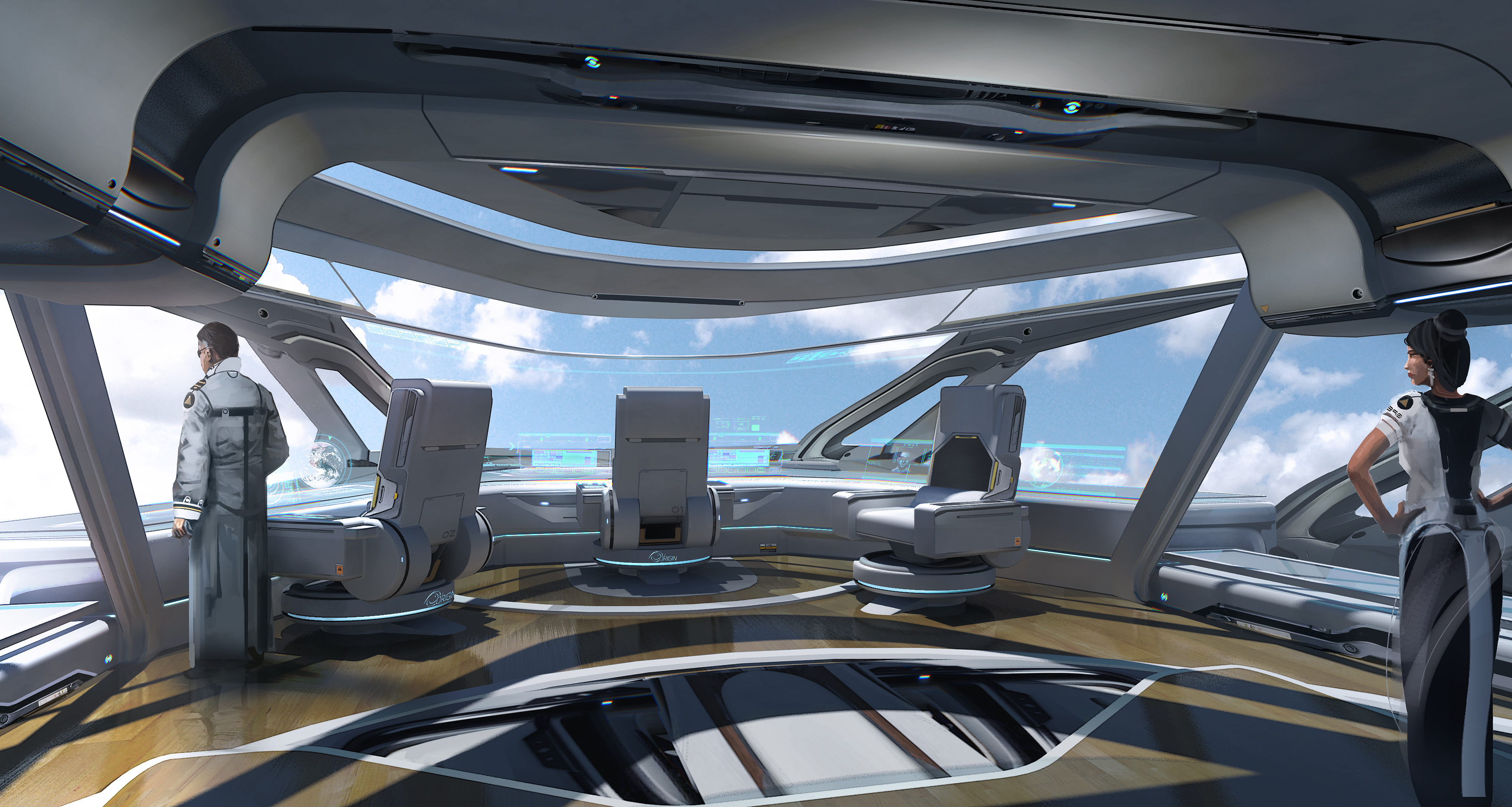 Ship reviews alysianah noire 39 s world of star citizen for Future interieur